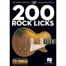 200 Rock Licks - Guitar Licks Goldmine