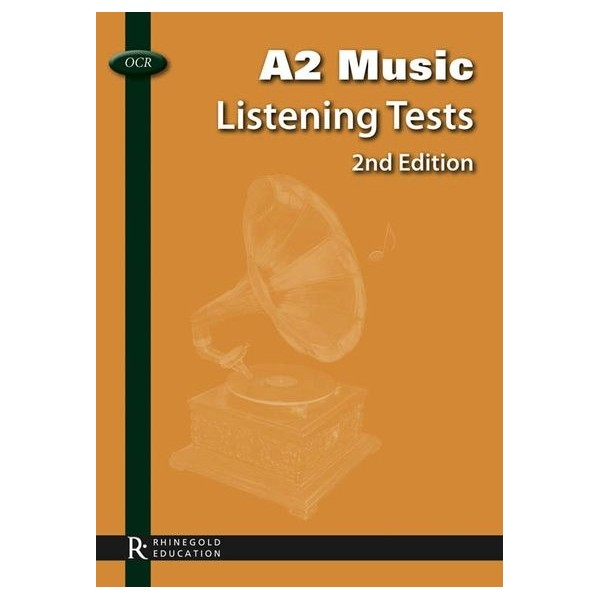 OCR A2 Music Listening Tests - 2nd edition