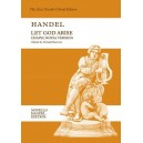 G.F. Handel: Let God Arise (Chapel Royal Edition) - Handel, George Frideric (Artist)