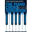 Piano Chord Songbook: The Beatles Hits