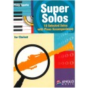 Sparke, Philip - Super Solos for clarinet