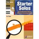 Sparke, Philip - Starter Solos for flute