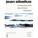 Sibelius, Jean - 15 Selected Songs (High)