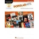 Instrumental Play-Along: Popular Hits - Flute