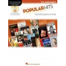 Instrumental Play-Along: Popular Hits - Clarinet
