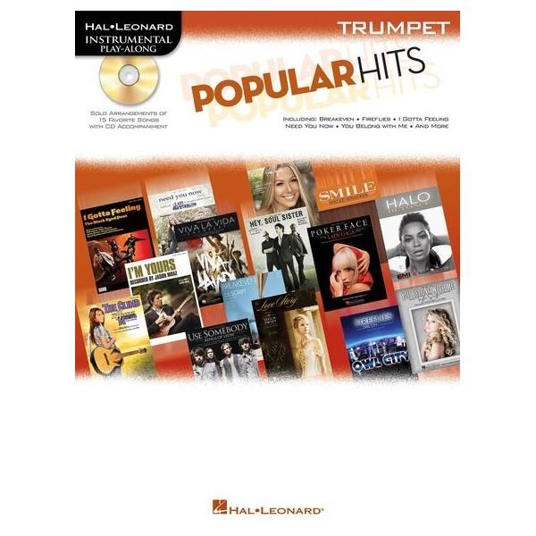 Instrumental Play-Along: Popular Hits - Trumpet