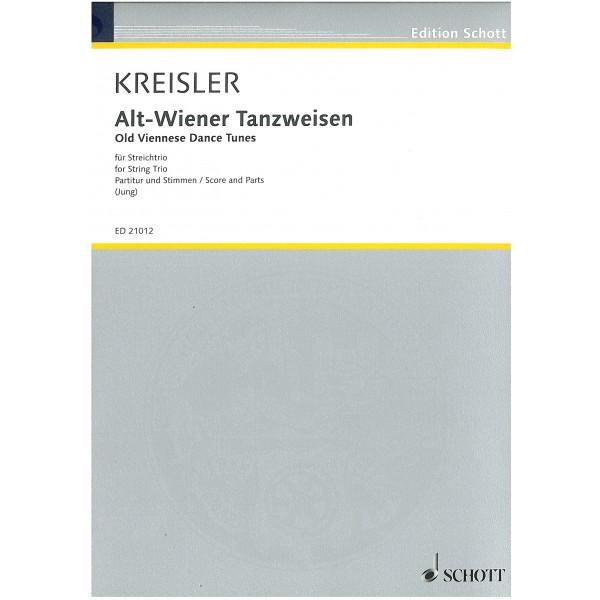 Kreisler, Fritz - Old Viennese Dance Tunes
