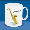 Saxophone Mug