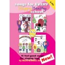 Songs for EVERY happy, heathly school - Mark and Helen Johnson