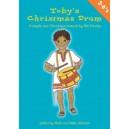 Toby's Christmas Drum by Niki Davies