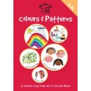 Colours & Patterns by leading children's writers