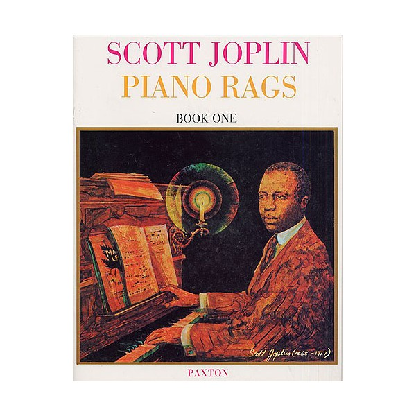 Scott Joplin: Piano Rags Book 1 - Joplin, Scott (Composer)