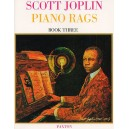 Scott Joplin: Piano Rags Book 3 - Joplin, Scott (Artist)