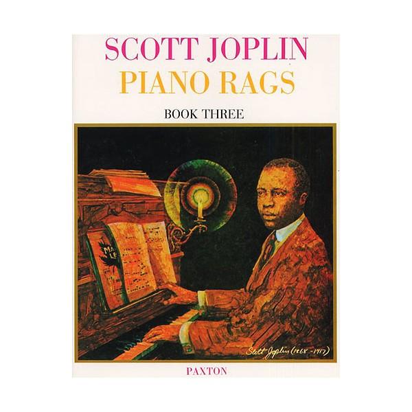 Scott Joplin: Piano Rags Book 3 - Joplin, Scott (Artist)