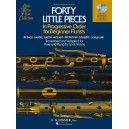 Forty Little Pieces - Moyse, Louis (Editor)