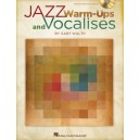 Gary Walth: Jazz Warm-ups And Vocalises