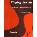 Playing The Cello Students Book - Shuttleworth, Anna (Artist)