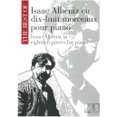 Albeniz, Isaac - The Best of... in 18 Piano Pieces