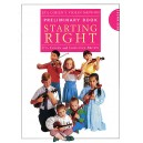 Eta Cohen Violin Method Preliminary Book: Starting Right - Cohen, Eta (Artist)
