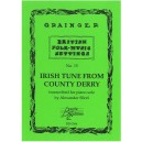 Grainger, Percy - Irish Tune from County Derry