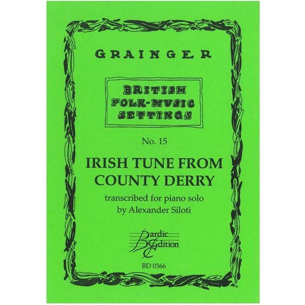 Grainger, Percy - Irish Tune from County Derry
