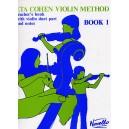 Eta Cohen Violin Method Book 1 Teachers Book - Cohen, Eta (Composer)