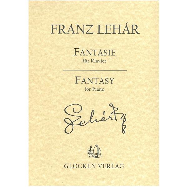 Lehar, Franz - Fantasie fur Klavier