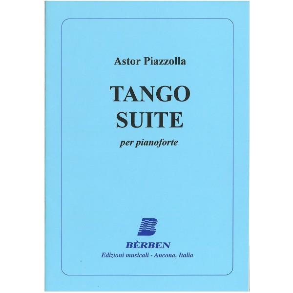 Piazzolla, Astor - Tango Suite per pianoforte