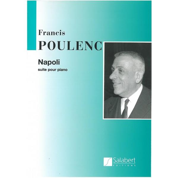 Poulenc, Francis - Napoli Suite pour Piano