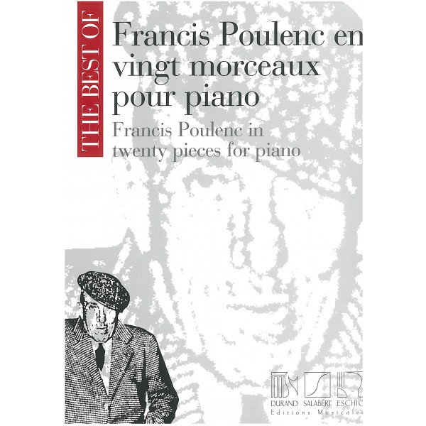 Poulenc, Francis - The Best of... in 20 Piano Pieces