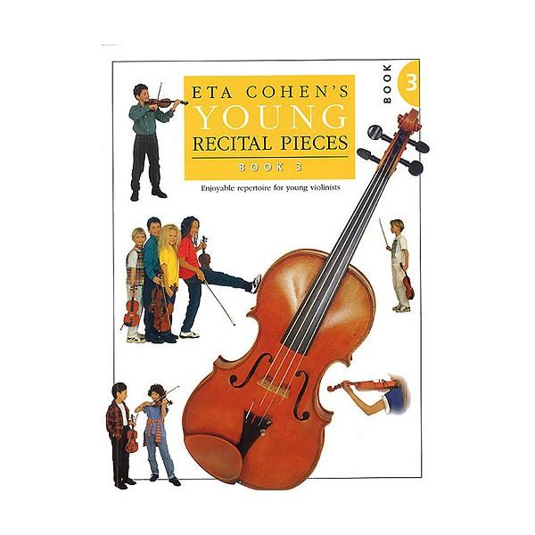 Eta Cohens Young Recital Pieces: Book 3 - Cohen, Eta (Author)