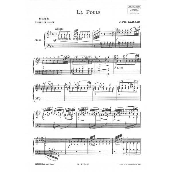Rameau, Jean-Philippe - La Poule