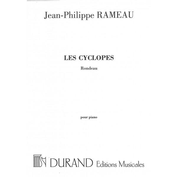 Rameau, Jean-Philippe - Les Cyclopes
