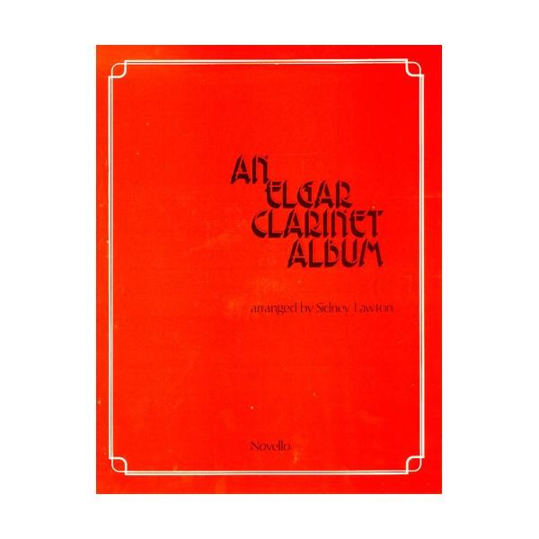 An Elgar Clarinet Album - Elgar, Edward (Artist)