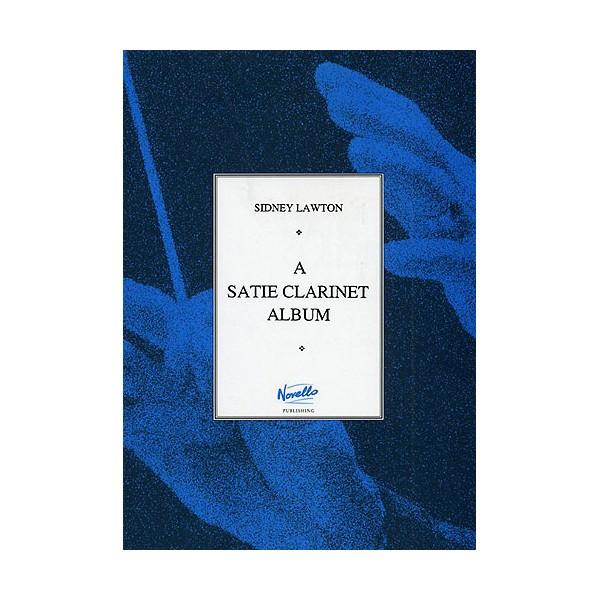 A Satie Clarinet Album - Satie, Erik (Artist)