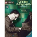 Jazz Play-Along Volume 140: Joe Zawinul