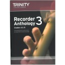 Recorder Anthology Three (Grades Four & Five)