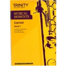 Musical Moments for Clarinet, Book One