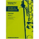 Musical Moments for Clarinet, Book Three