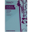 Musical Moments for Clarinet, Book Five