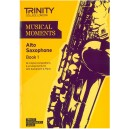 Musical Moments for Alto Saxophone, Book One