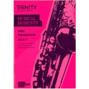 Musical Moments for Alto Saxophone, Book Two