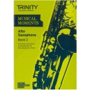Musical Moments for Alto Saxophone, Book Three