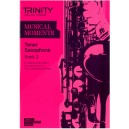 Musical Moments for Tenor Saxophone, Book Two