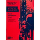 Musical Moments for Tenor Saxophone, Book Four