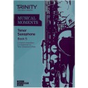 Musical Moments for Tenor Saxophone, Book Five