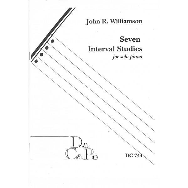 Williamson, John R - Seven Interval Studies