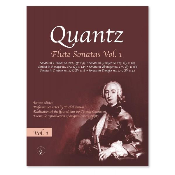 Quantz - Flute Sonatas Volume One