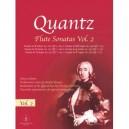 Quantz - Flute Sonatas Volume Two
