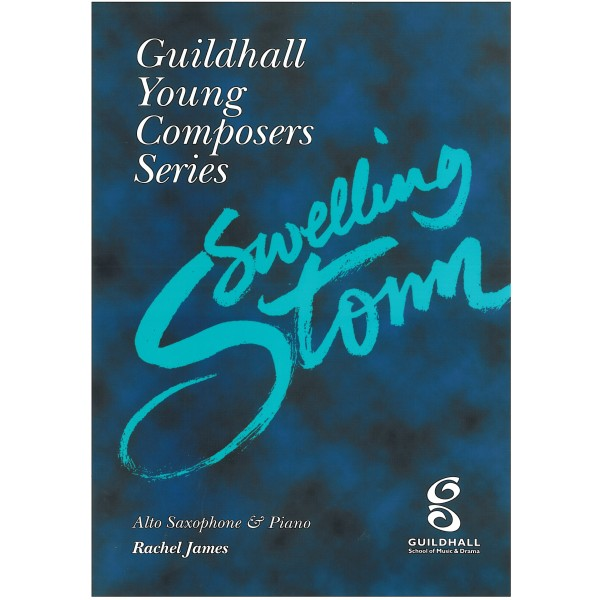 Swelling Storm for Alto Saxophone by Rachel James
